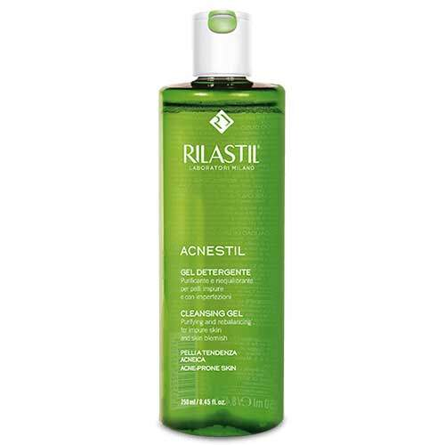 Rilastil Acnestil Очищающий гель восстанавливающий баланс
