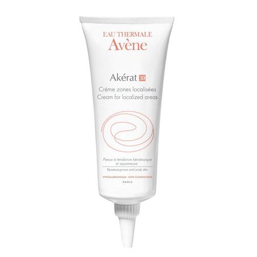 Avene Akérat 30 Крем для участков кожи с тенденцией к выраженному ороговению