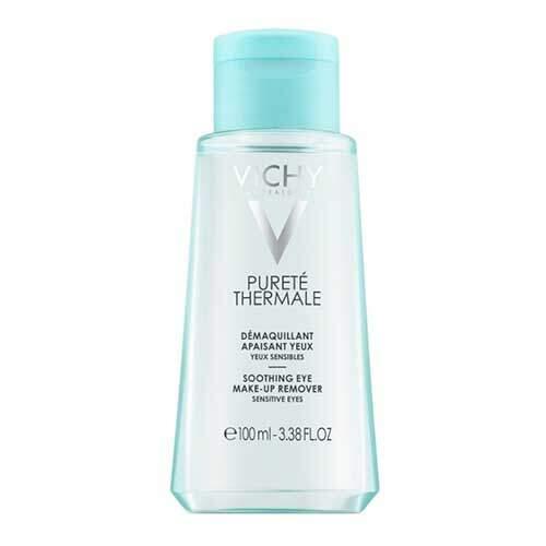 Vichy Успокаивающее средство для снятия макияжа с глаз Purete Thermale