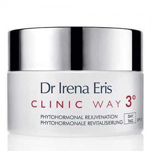 Dr Irena Eris Clinic Way Крем против морщин 3° дневной SPF 15, 50 мл