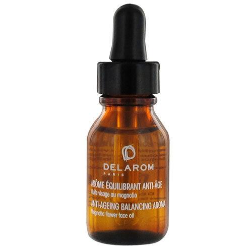 Delarom Антивозрастное ароматическое масло для лица с магнолией