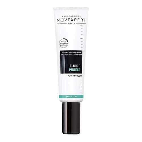 Novexpert Флюид очищающий для проблемной кожи лица с цинком Trio-Zinc