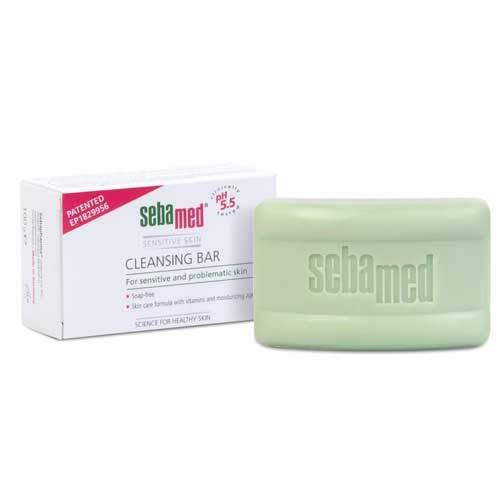 Sebamed Мыло для лица Sensitive Skin
