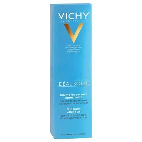 Vichy Capital Ideal Soleil After Sun SOS Balm Specific Sunburn Care