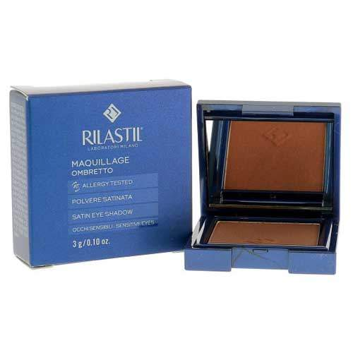 Rilastil Maquillage Сатиновые тени для век, тон 40
