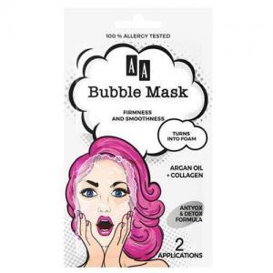 AA Bubble Mask Упругость и гладкость