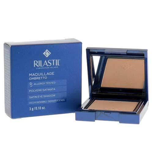 Rilastil Maquillage Сатиновые тени для век, тон 55