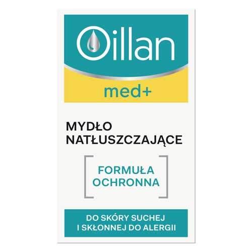 Oillan med+ Питательное мыло при дерматозах