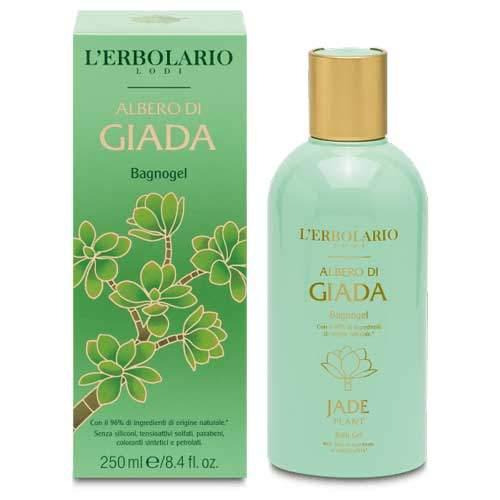 "L'Erbolario ""Albero di Giada"" Гель для душа и ванны, 250 мл"