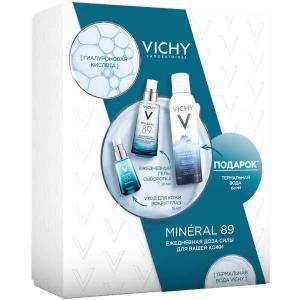 Vichy Mineral 89 Ежедневная доза силы для вашей кожи