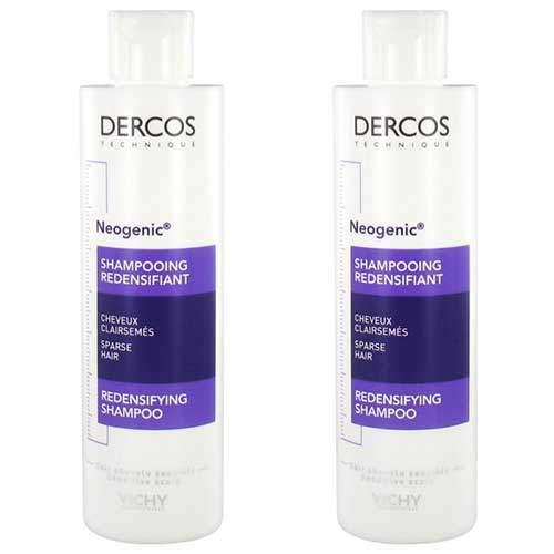 Vichy Дуопак Dercos Neogenic Шампунь для повышения густоты волос