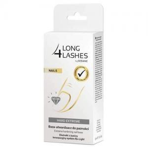 Long4Lashes Nails Экстремально укрепляющая база-сыворотка для ногтей