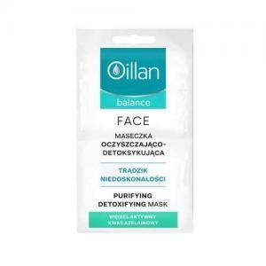 Oillan Balance Очищающая детокс-маска
