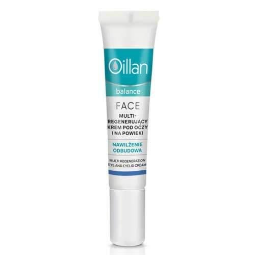 Oillan balance Мультирегенерирующий крем для кожи вокруг глаз и век