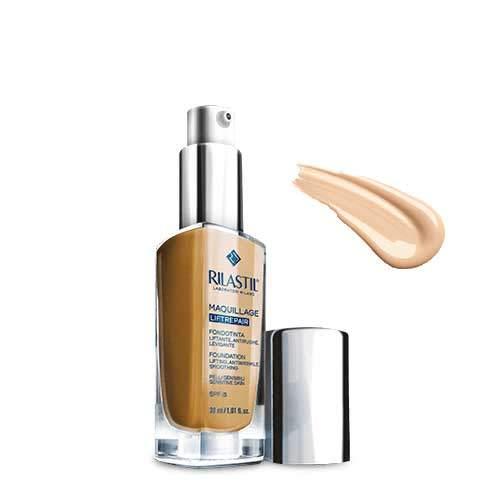 Rilastil Maquillage Liftrepair Антивозрастная тональная основа SPF15, тон 10