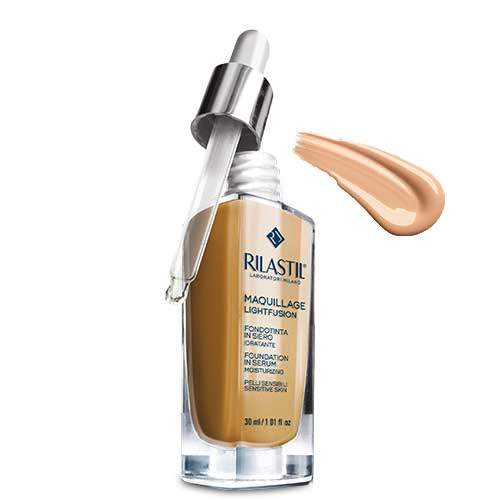 Rilastil Maquillage Foundation Lightfusion SPF 15, 20 - Natural