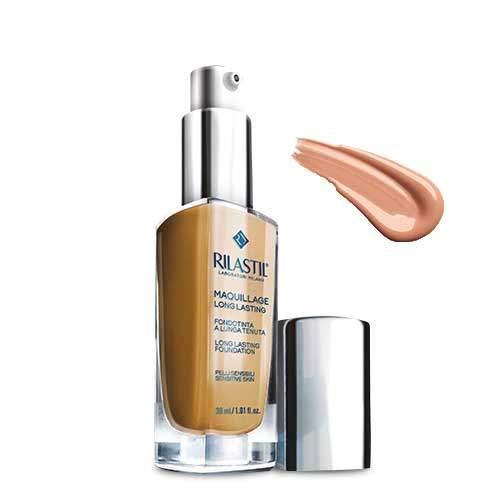 Rilastil Maquillage Long Lasting Foundation, 30 - Honey