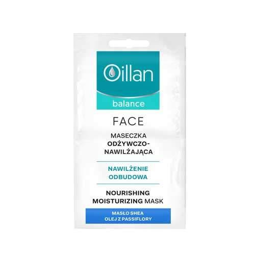 Oillan Balance Питательная увлажняющая маска