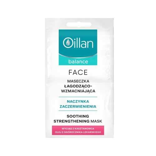 Купить Oillan Balance Успокаивающая укрепляющая маска