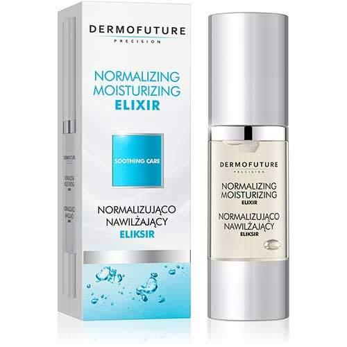 DermoFuture Нормализирующая, увлажняющая сыворотка для лица