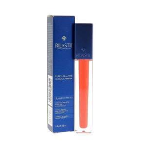 Rilastil Maquillage Увлажняющий и защитный блеск для губ, тон 40,