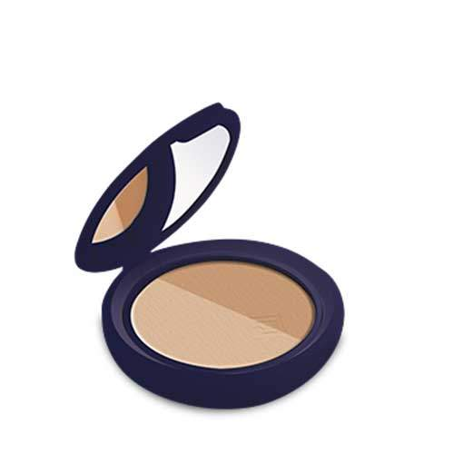 Rilastil Maquillage Компактная двойная пудра с эффектом бронзирования SPF15