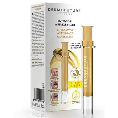 DermoFuture Интенсивный крем-филлер для морщин с эффектом лифтинга, 10 мл