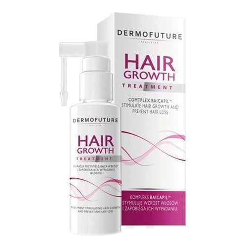 DermoFuture Cыворотка против выпадения и стимулирования роста волос Hair Growth