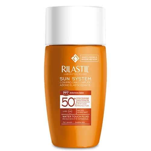 Rilastil SUN SYSTEM PPT Солнцезащитный флюид SPF 50+ Water Touch