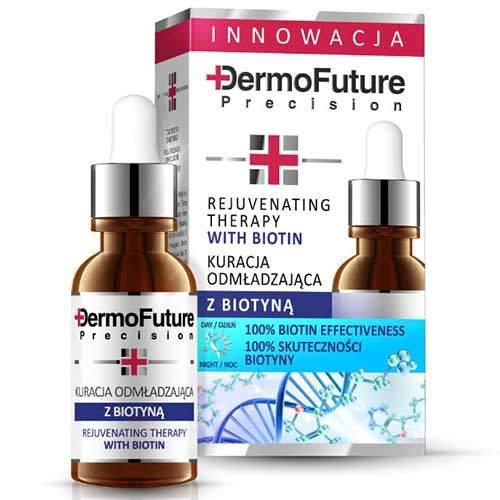 DermoFuture Омолаживающая сыворотка с биотином
