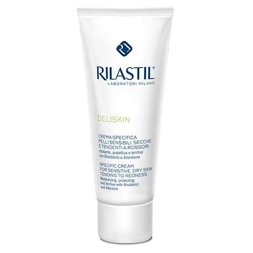 Rilastil Deliskin Специальный крем для очень сухой зрелой кожи склонной к покраснениям