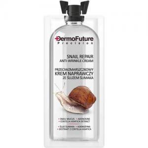 DermoFuture Восстанавливающий крем против морщин с муцином улитки