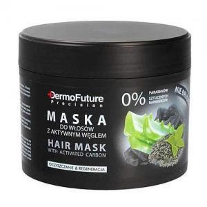 DermoFuture Маска для волос с активированным углем