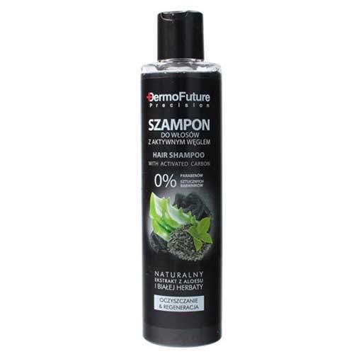 DermoFuture Шампунь для волос с активированным углем