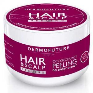 DermoFuture Очищающий скраб для кожи головы, 300 мл