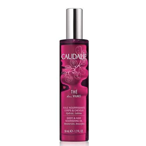 Caudalie Питательное масло для тела и волос Thé de Vignes