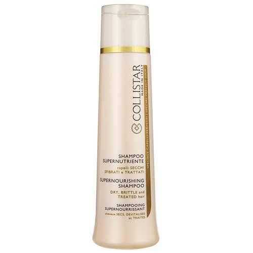 Collistar Шампунь суперпитательный для сухих, ломких и поврежденных волос Speciale Capelli Perfetti
