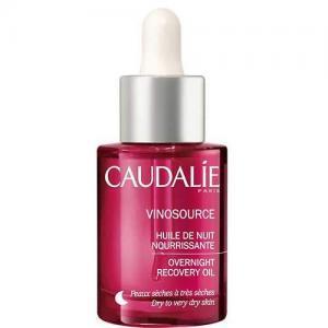 Caudalie Vinosource Растительное ночное масло