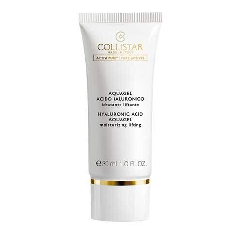 Collistar Аква-гель с гиалуроновой кислотой для увлажнения и лифтинга кожи лица Attivi Puri