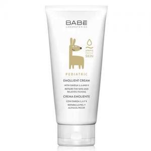 BABE Детский крем-эмолиент для сухой кожи Pediatric