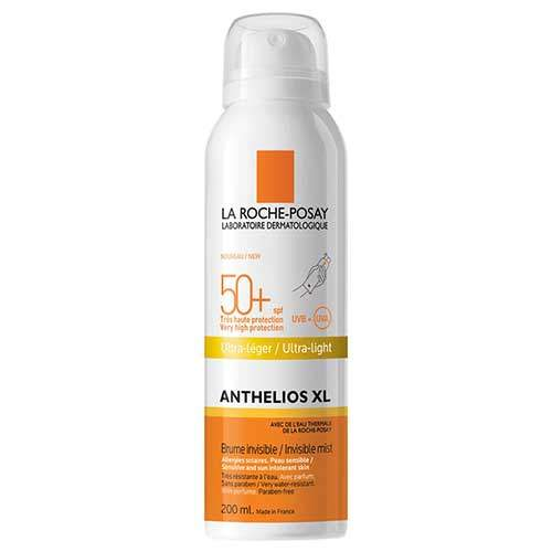 La Roche-Posay Спрей-вуаль солнцезащитный для лица и тела Anthelios XL SPF 50+