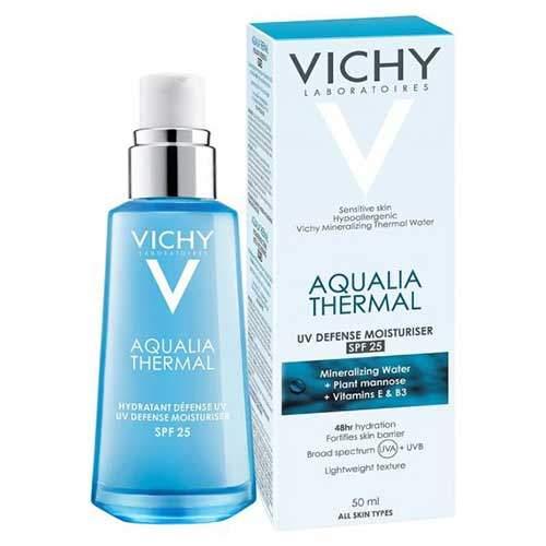 Vichy Aqualia Thermal Эмульсия увлажняющая для лица с SPF25