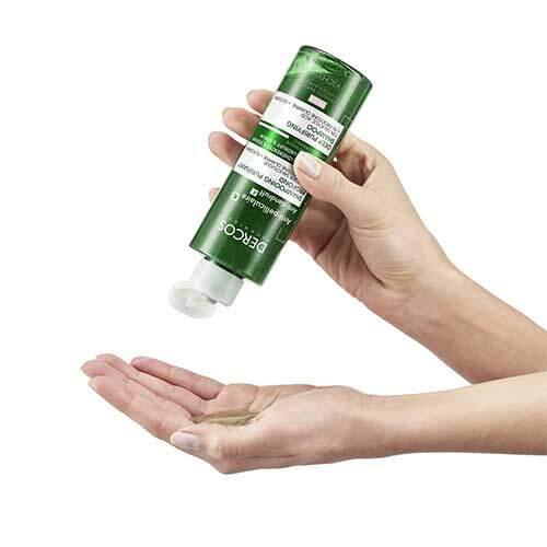 Vichy Dercos Micropeel Шампунь-пилинг для интенсивного очищения кожи головы и волос против перхоти