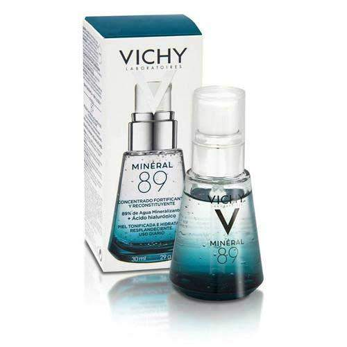 Vichy Mineral 89 Сыворотка для всех типов кожи, 30 мл