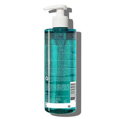 La Roche-Posay Effaclar Micro-Peeling Purifying Gel Wash, 400ml