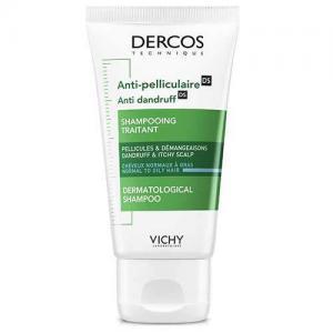 Vichy Dercos Anti-Danruff Shampoo for Normal to Oily hair