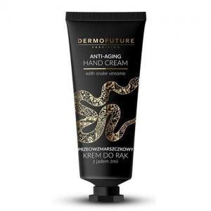 DermoFuture Антивозрастной крем для рук с ядом змеи