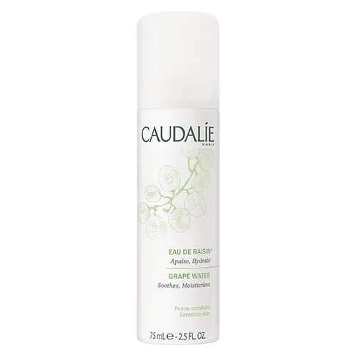 Caudalie Виноградная вода для чувствительной кожи, 75мл