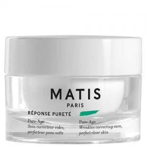 Matis Крем для лица матирующий, корректирует морщины для комбинированной и жирной кожи Reponse Purete
