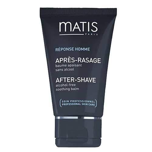 Matis Бальзам после бритья успокаивающий безалкогольный Reponse Homme